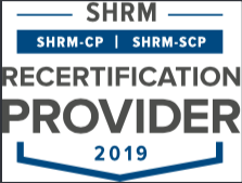 2019 SHRM Recertification Provider CP-SCP Seal