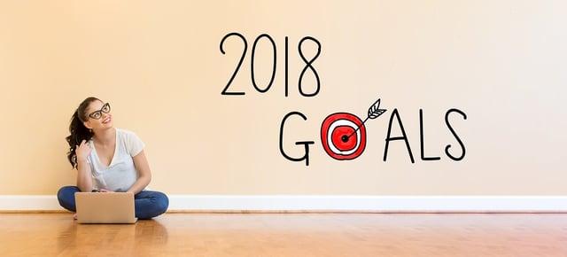 2018 Goal Setting