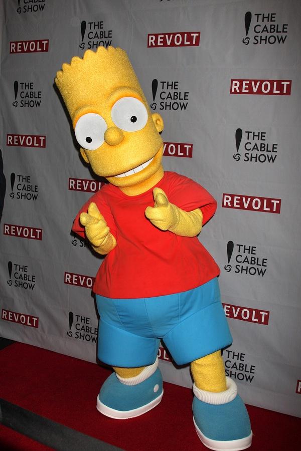 BS Bart Simpson