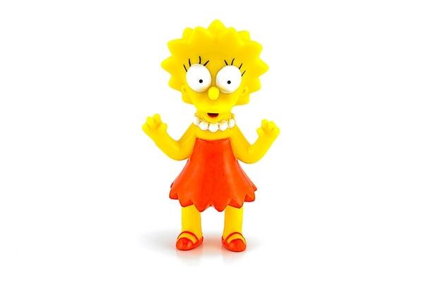 BS Lisa Simpson