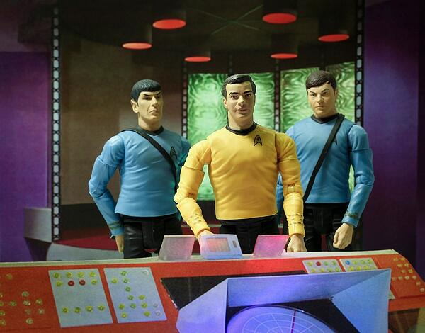BS Star Trek