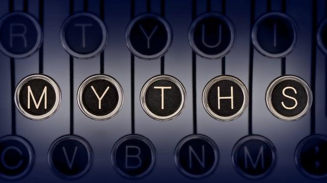 Myths buttons