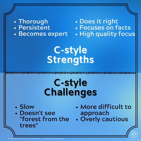 C-style strengths and challenges