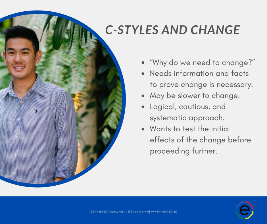 C-styles and change