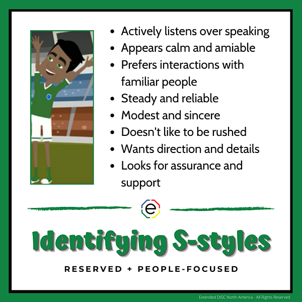 EDNA_Identifying_S-Styles
