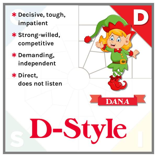 Elf D-style