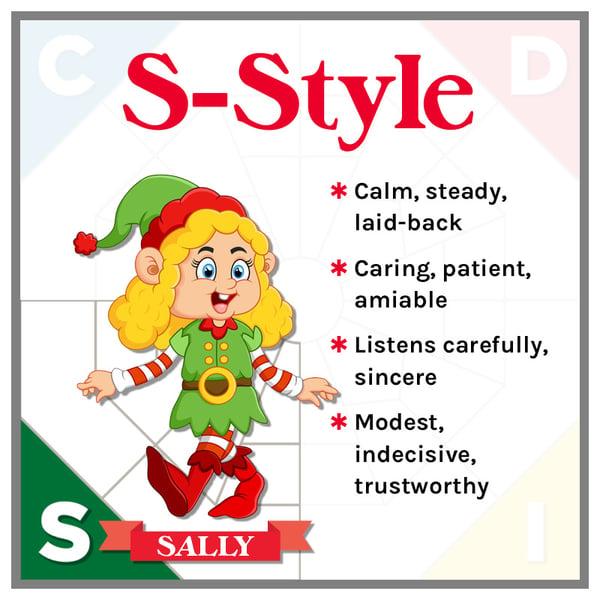 Elf S-style