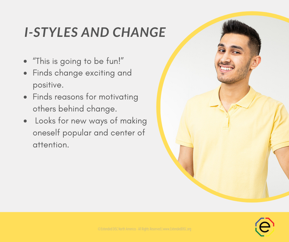 I-styles and change
