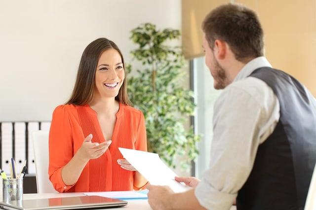 effective employee feedback session