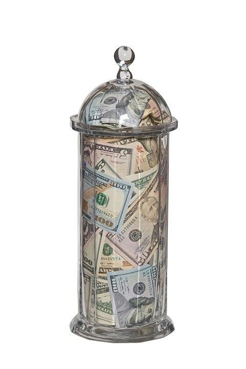 Extended DISC® Original Money Jar