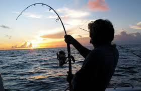 fisherman adjusting behavior