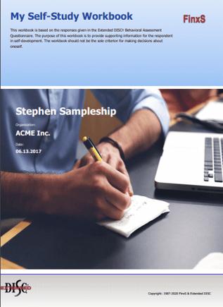 My Self-Study Workbook