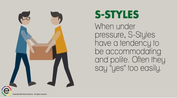S-styles under pressure infographic