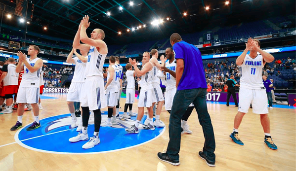 The Wolf Pack - The Finnish Men's Basketball Team