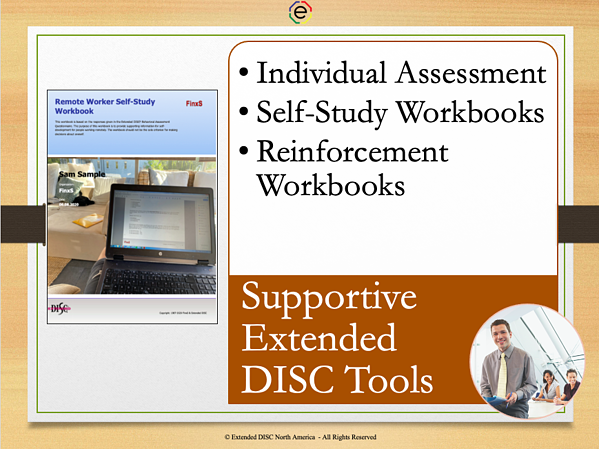 Extended DISC Tools to help support working from home balance