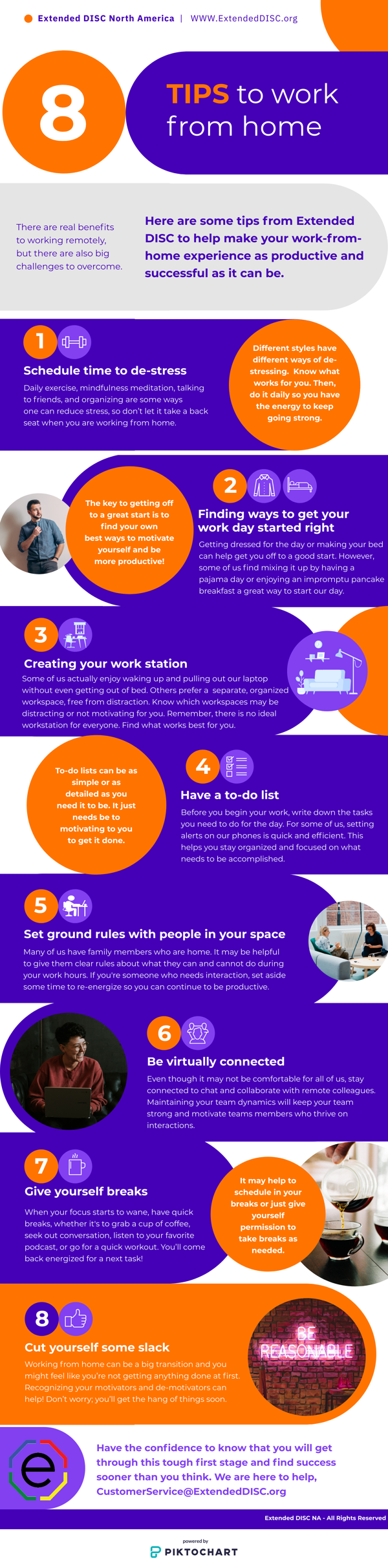 Tips for Working From Home Infographic[1]